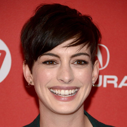 Movie Stars answer: ANNE HATHAWAY