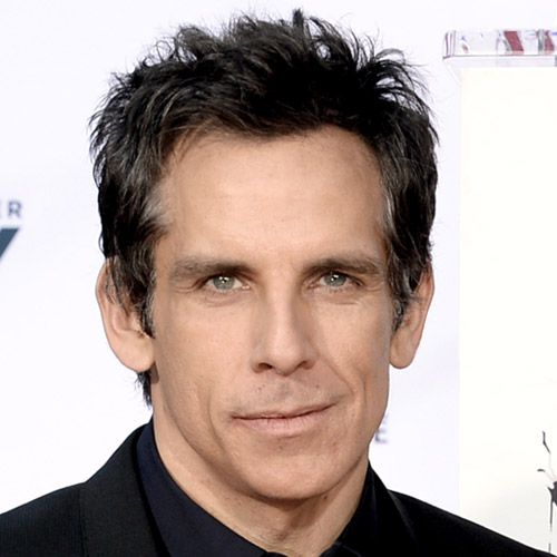 Movie Stars answer: BEN STILLER