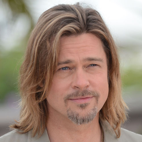 Movie Stars answer: BRAD PITT