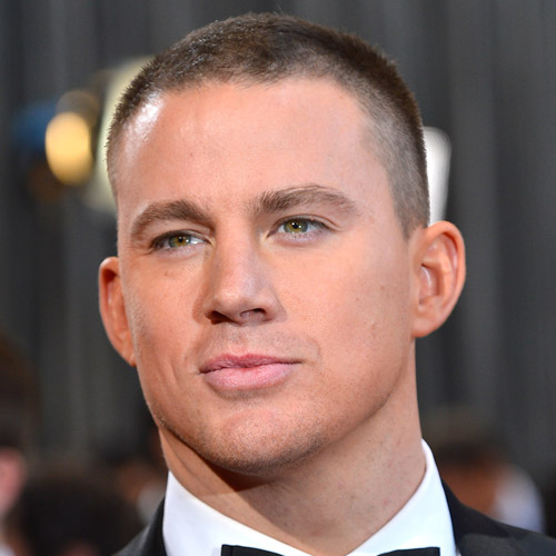 Movie Stars answer: CHANNING TATUM