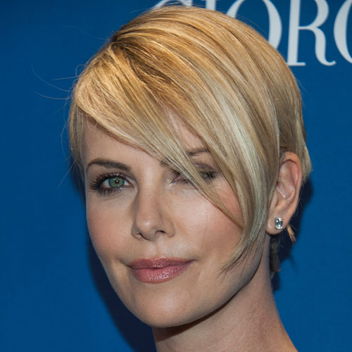 Movie Stars answer: CHARLIZE THERON