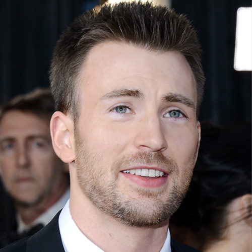 Movie Stars answer: CHRIS EVANS