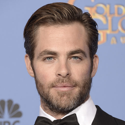 Movie Stars answer: CHRIS PINE
