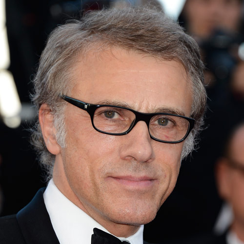 Movie Stars answer: CHRISTOPH WALTZ