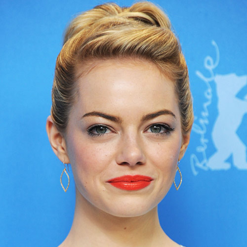 Movie Stars answer: EMMA STONE