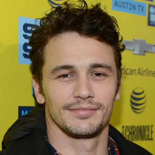 Movie Stars answer: JAMES FRANCO