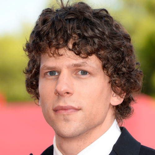 Movie Stars answer: JESSE EISENBERG