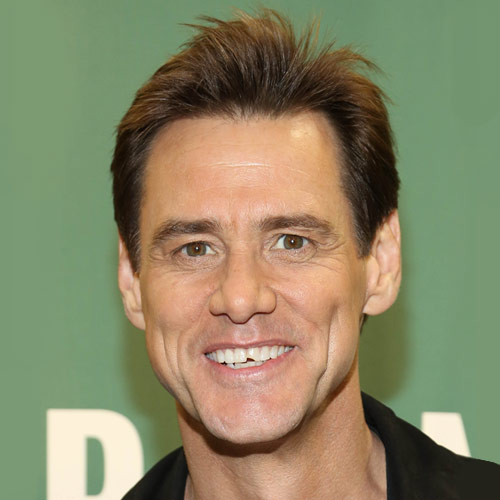 Movie Stars answer: JIM CARREY