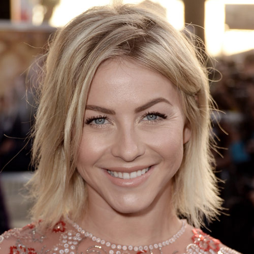 Movie Stars answer: JULIANNE HOUGH
