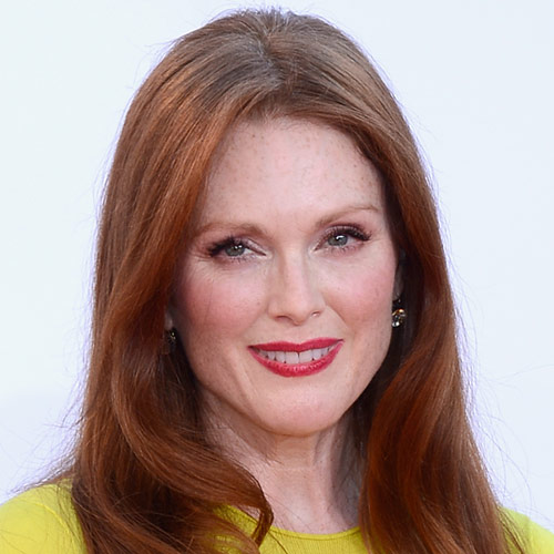 Movie Stars answer: JULIANNE MOORE
