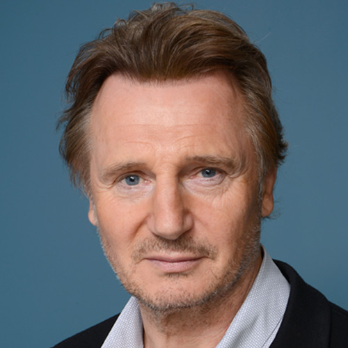 Movie Stars answer: LIAM NEESON