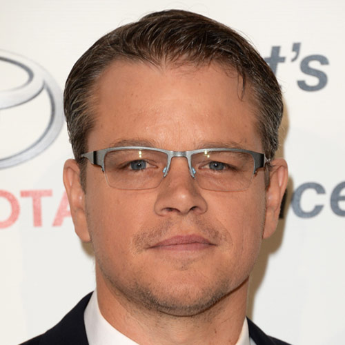Movie Stars answer: MATT DAMON