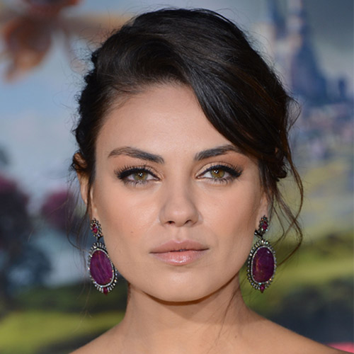 Movie Stars answer: MILA KUNIS