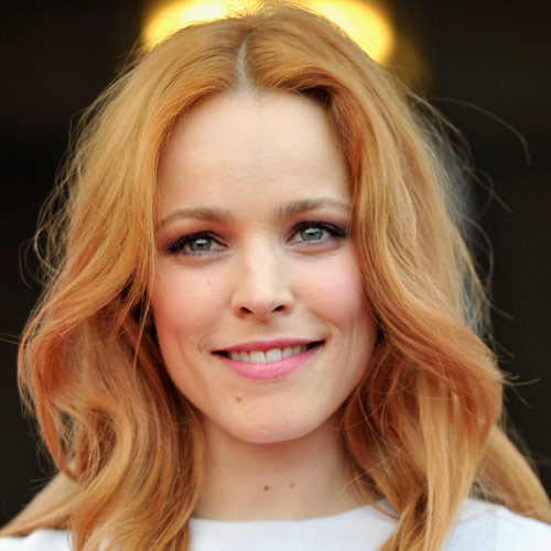 Movie Stars answer: RACHEL MCADAMS