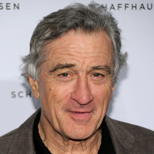 Movie Stars answer: ROBERT DE NIRO