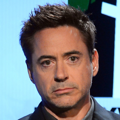 Movie Stars answer: ROBERT DOWNEY JR