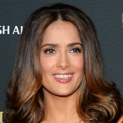 Movie Stars answer: SALMA HAYEK