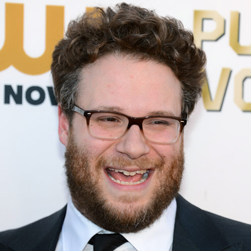 Movie Stars answer: SETH ROGEN