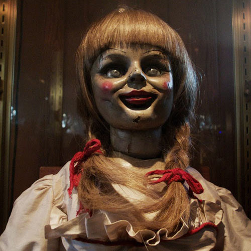 Movie Villains answer: ANNABELLE