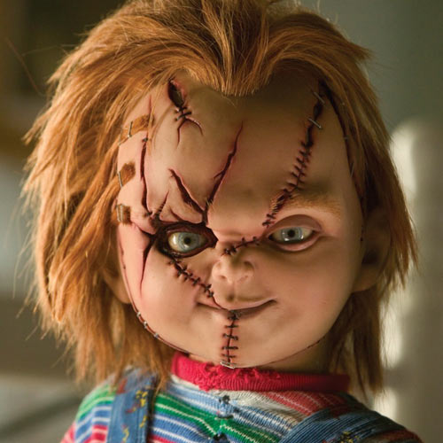 Movie Villains answer: CHUCKY
