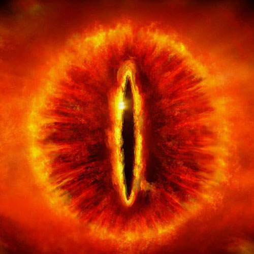 Movie Villains answer: EYE OF SAURON