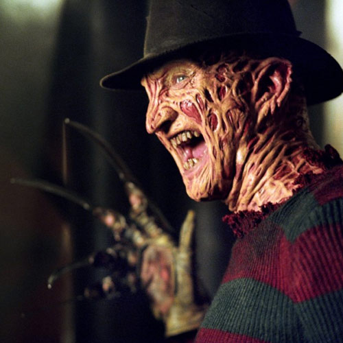Movie Villains answer: FREDDY KRUEGER