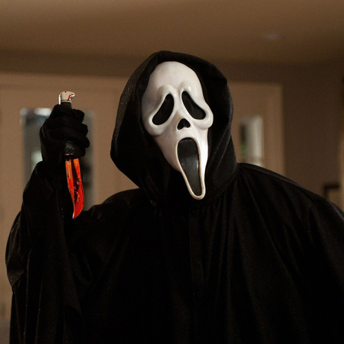Movie Villains answer: GHOSTFACE
