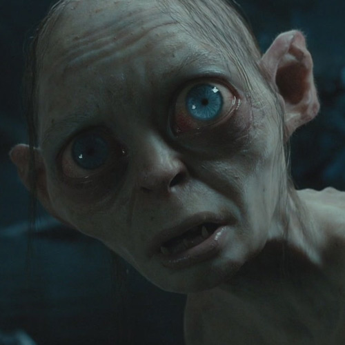 Movie Villains answer: GOLLUM
