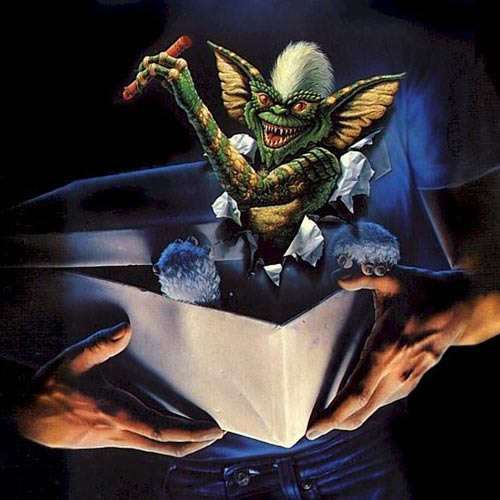 Movie Villains answer: GREMLIN
