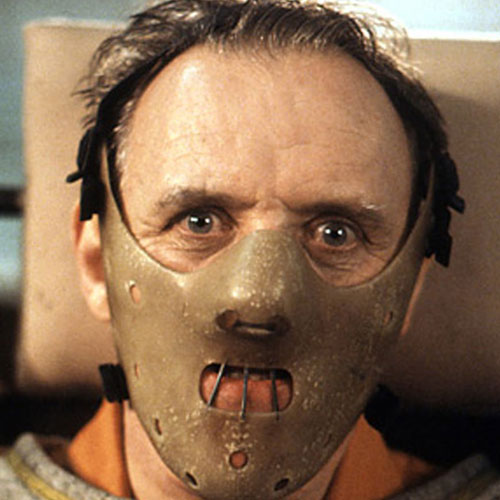 Movie Villains answer: HANNIBAL