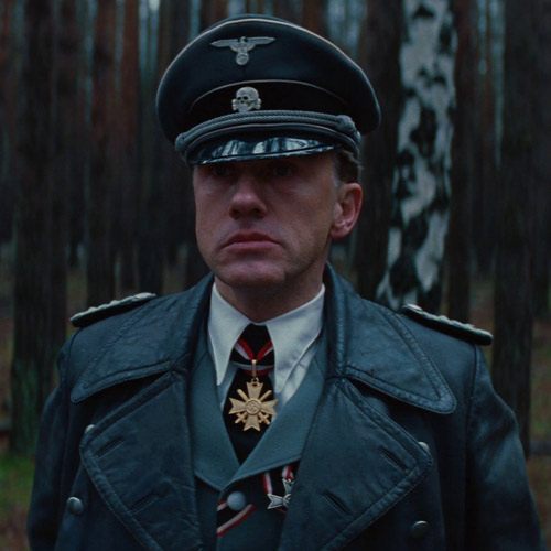 Movie Villains answer: HANS LANDA