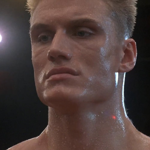Movie Villains answer: IVAN DRAGO