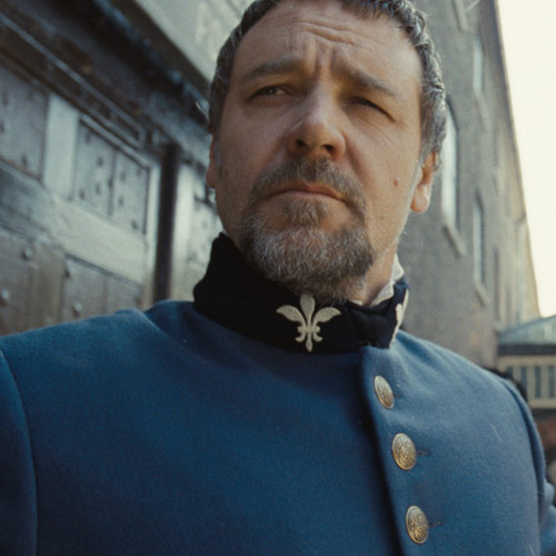 Movie Villains answer: JAVERT