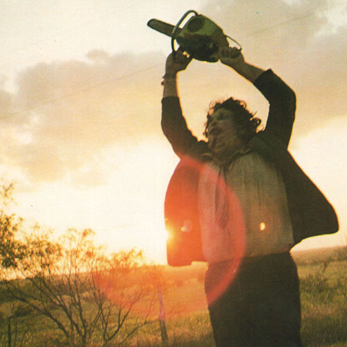 Movie Villains answer: LEATHERFACE
