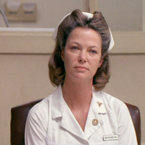 Movie Villains answer: NURSE RATCHED