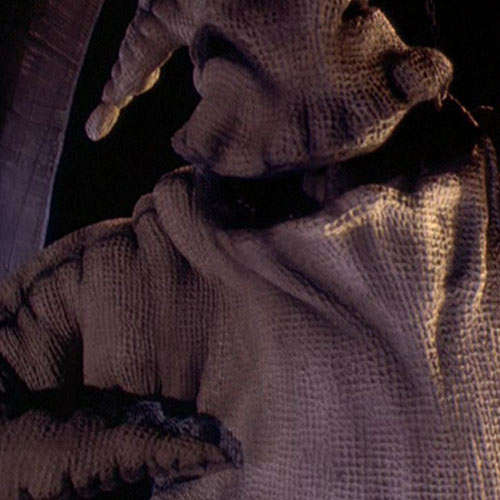 Movie Villains answer: OOGIE BOOGIE