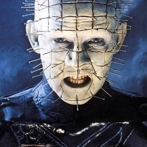 Movie Villains answer: PINHEAD