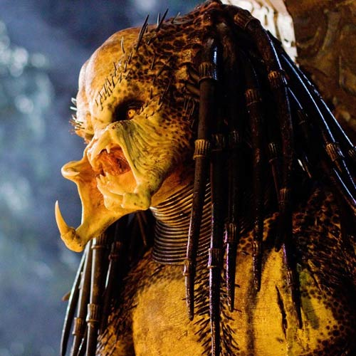 Movie Villains answer: PREDATOR