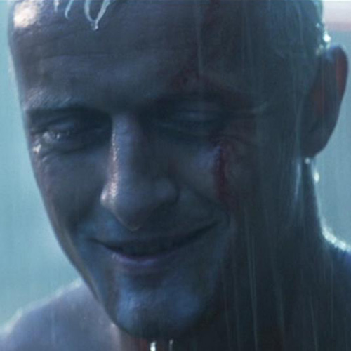 Movie Villains answer: ROY BATTY
