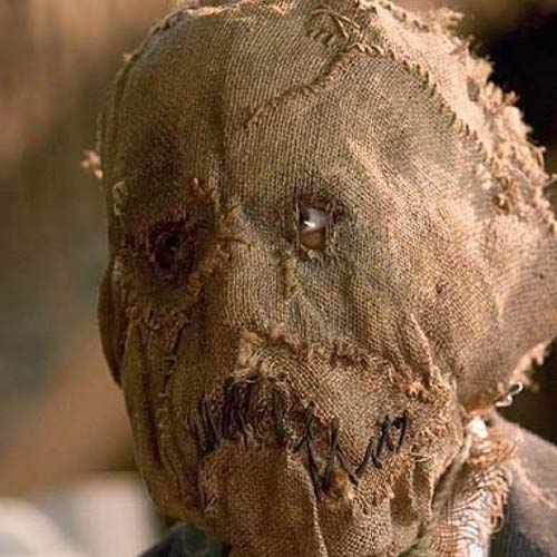 Movie Villains answer: SCARECROW