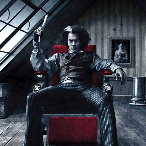 Movie Villains answer: SWEENEY TODD