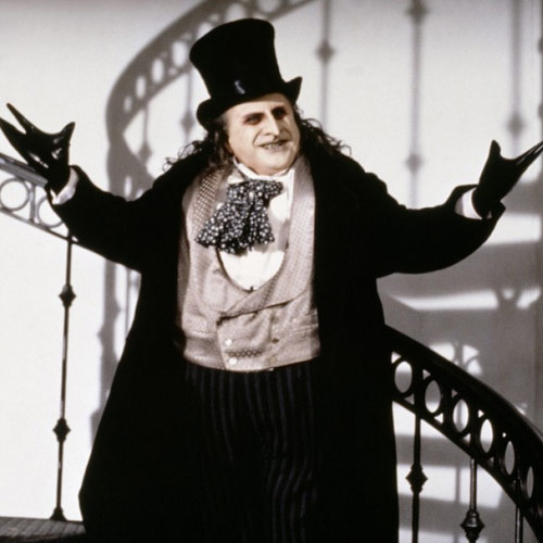 Movie Villains answer: THE PENGUIN