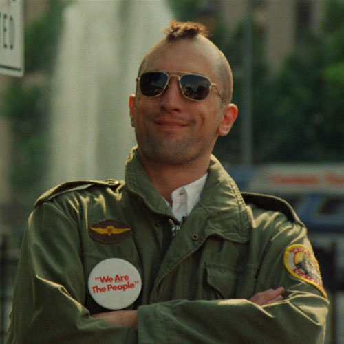 Movie Villains answer: TRAVIS BICKLE