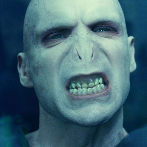 Movie Villains answer: VOLDEMORT