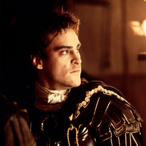 Movie Villains answer: COMMODUS