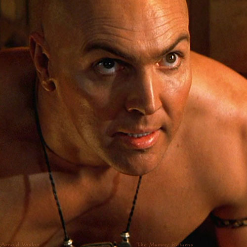 Movie Villains answer: IMHOTEP