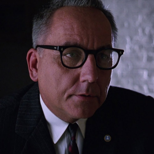 Movie Villains answer: WARDEN NORTON