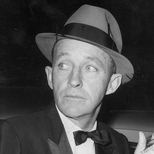 Music Stars answer: BING CROSBY