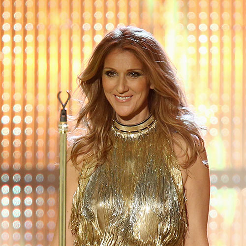Music Stars answer: CELINE DION