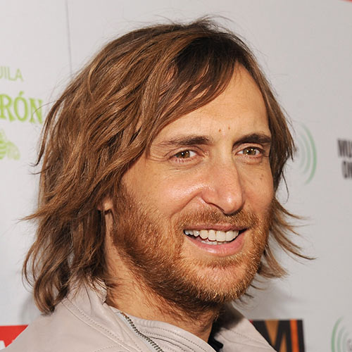 Music Stars answer: DAVID GUETTA